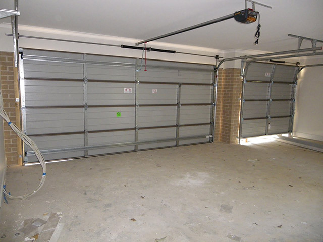 Sample Work Portfolio Quality Garage Door Repair San Diego
